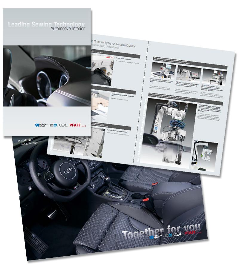 Segment Brouchures Automotive