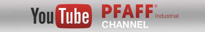 Youtube-PFAFF-Channel