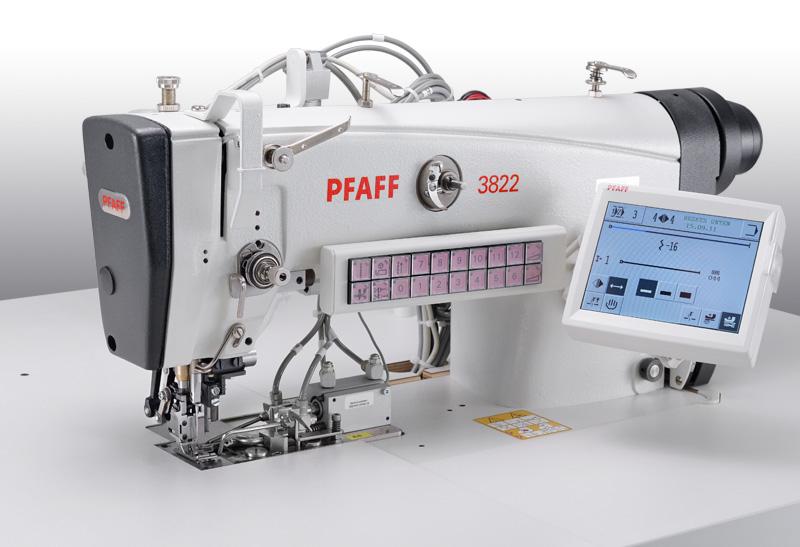 Pfaff 3822 2 44 english for Macchine pfaff
