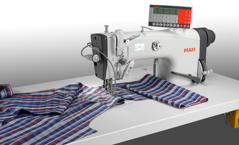 pfaff 487 104  02 shoulder seam english Pfaff 229 Pfaff 229